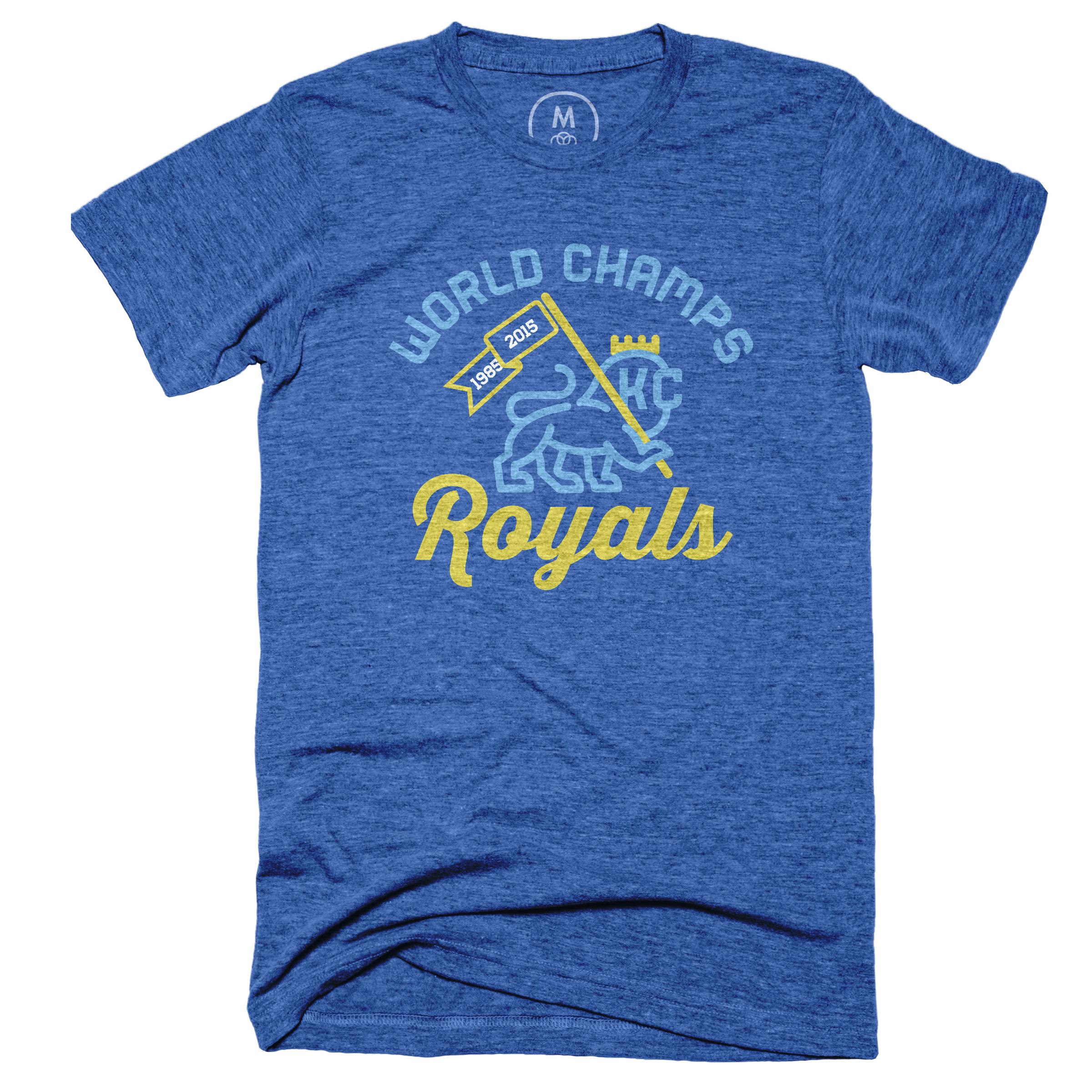 World Champs - Kansas City Royals