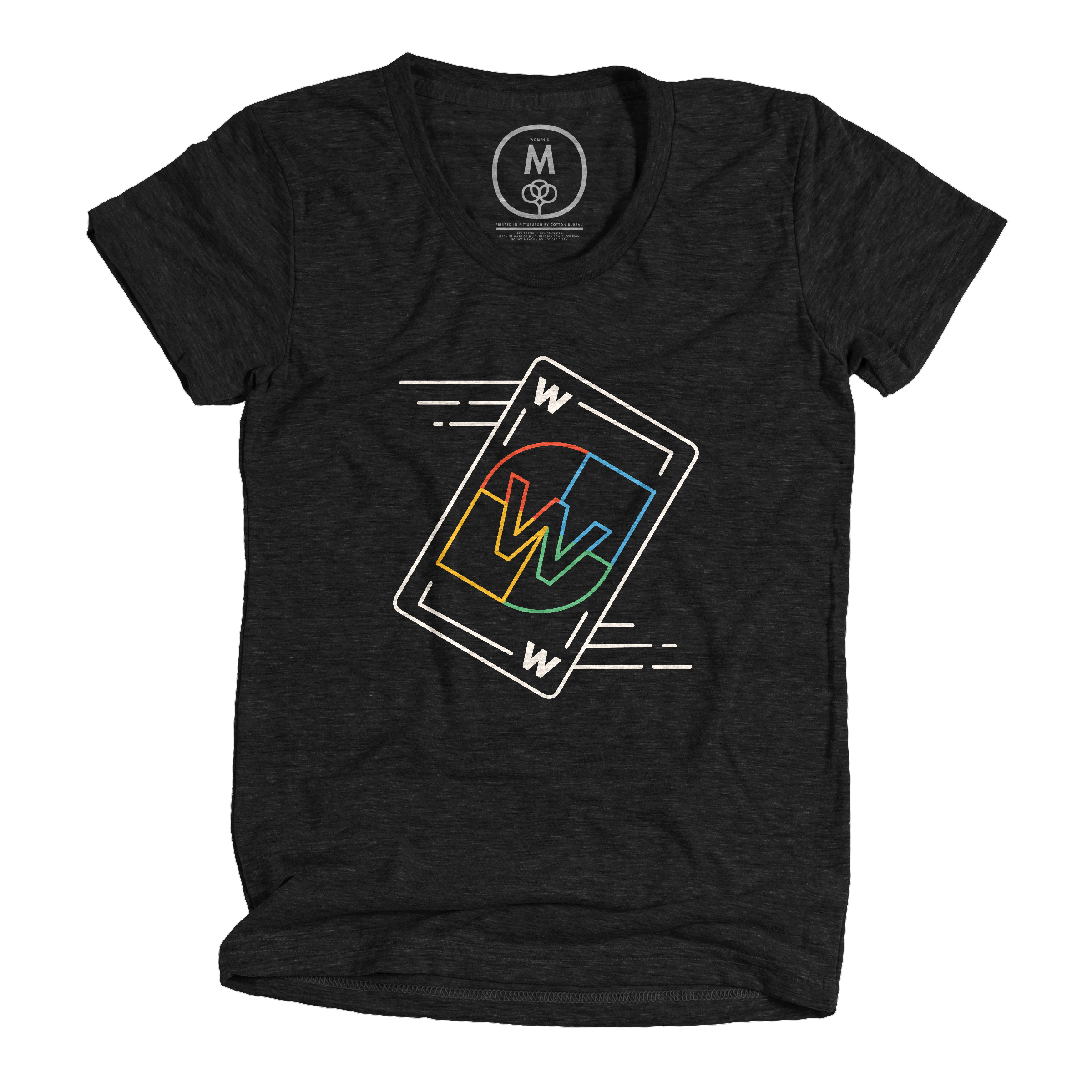 Wild Card Vintage Black (Women's)