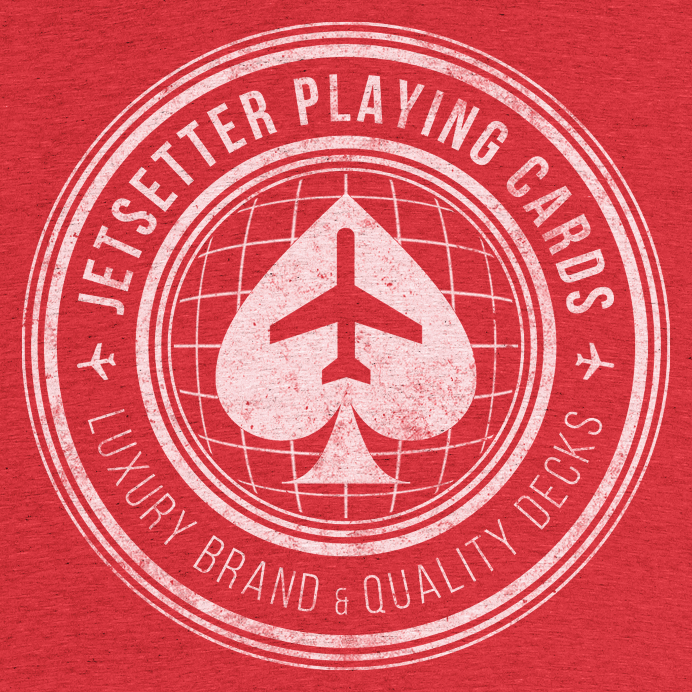Jetsetter Playing Cards