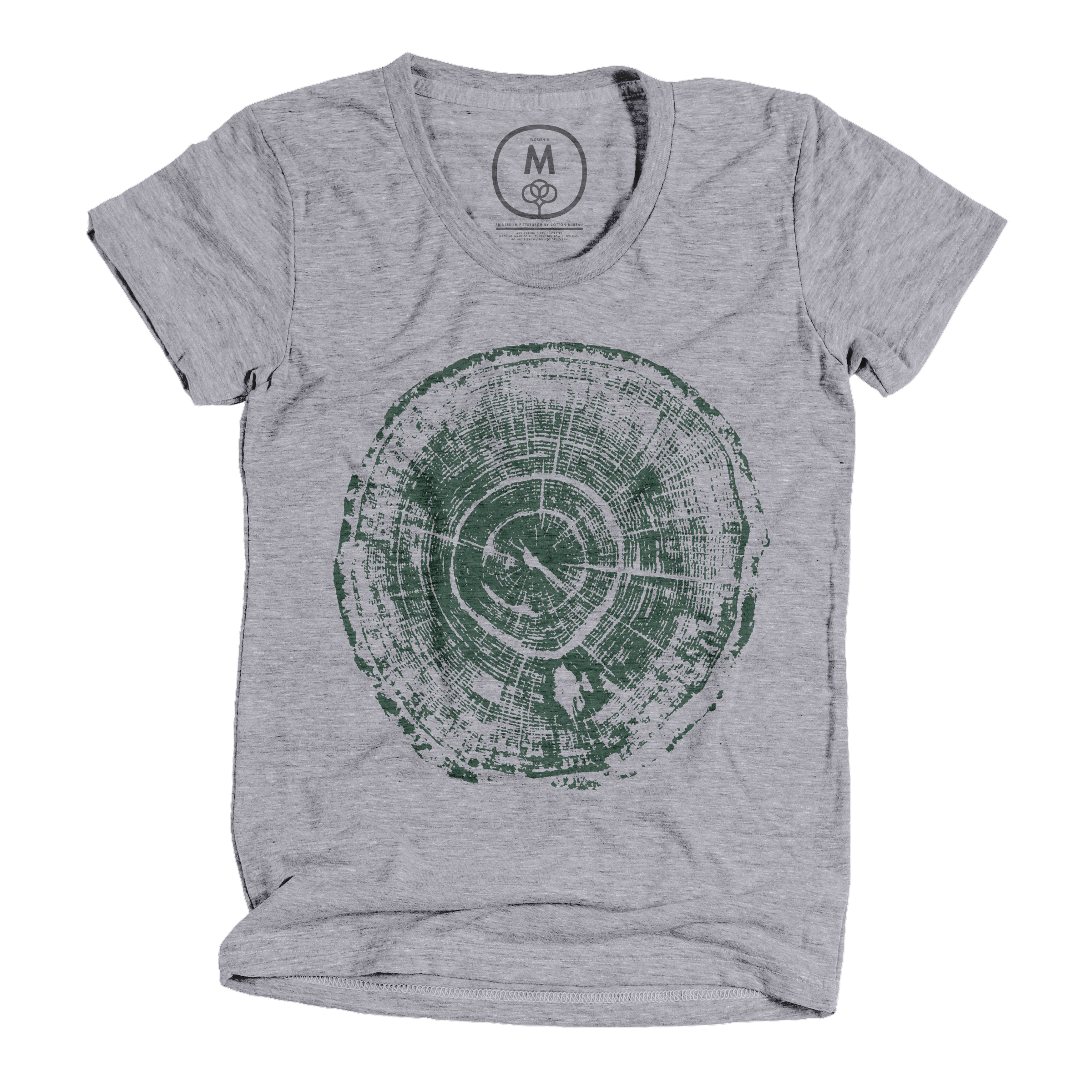 Grow Where You're Planted Premium Heather (Women's)