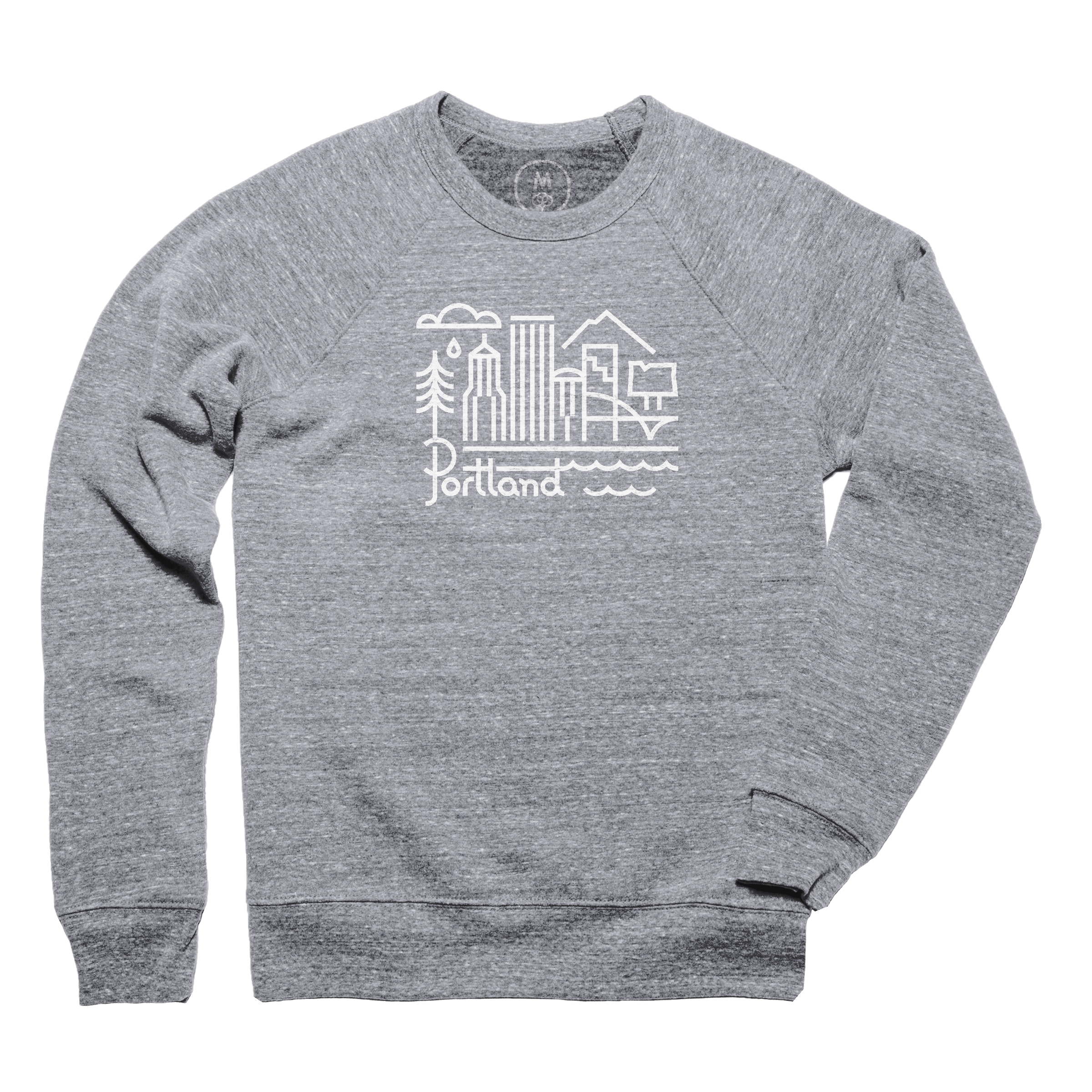 Rose City Pullover Crewneck