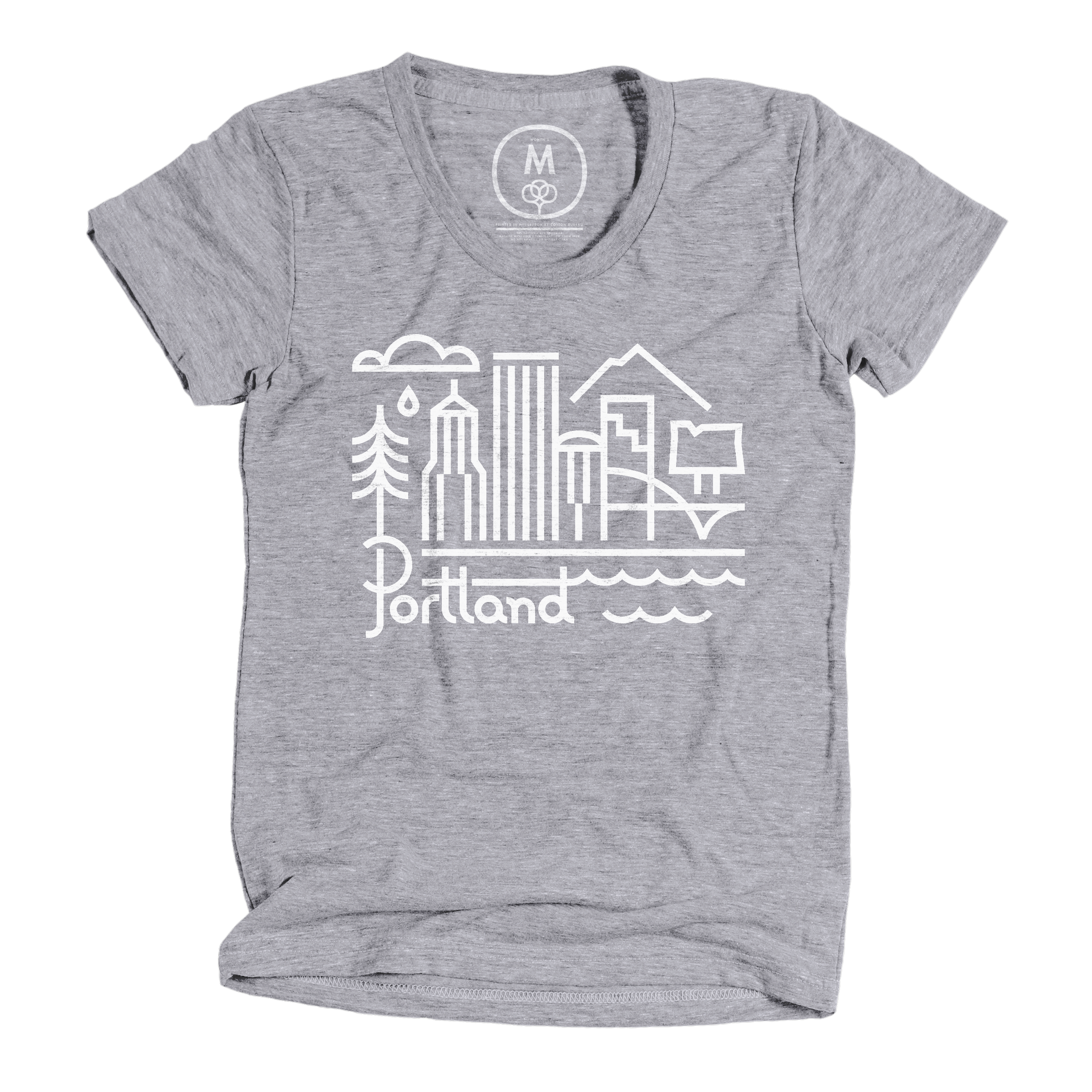 Rose City Premium Heather (Women's)